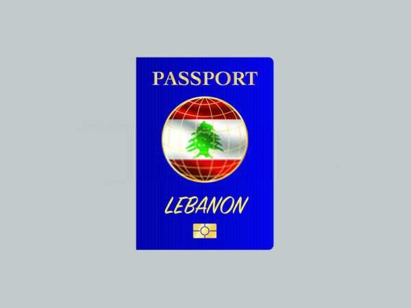 Passport of Lebanon