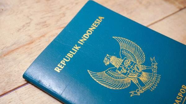 Passport of Indonesia