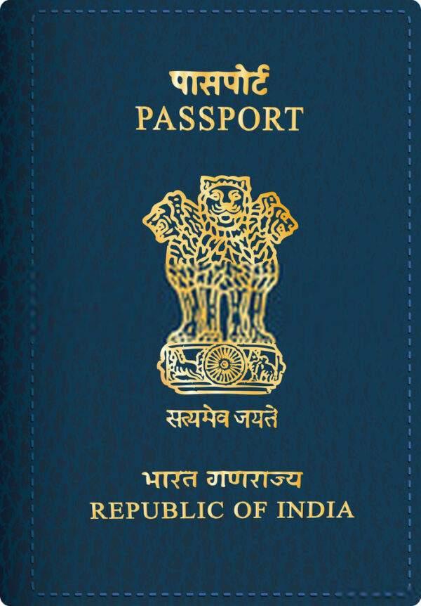 Passport of India