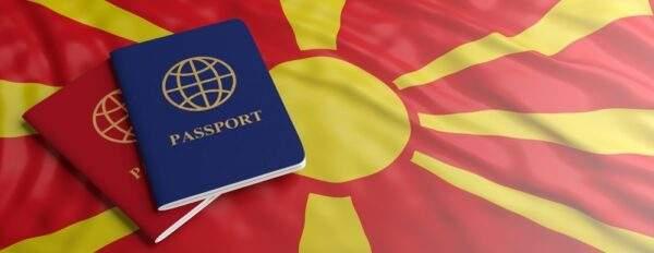 Macedonia Passport