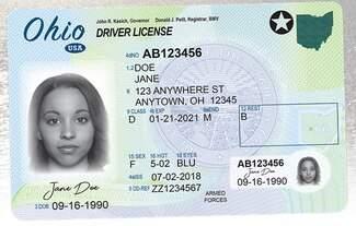 Bahamas Driver's License