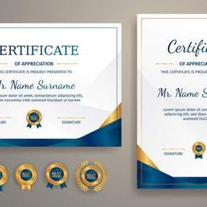 School Certificates and Diplomas Online