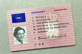 Denmark Driving license