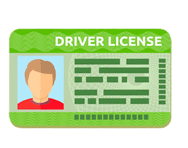 Hungry Fake Driver's License for sale