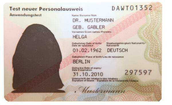 Germany ID Card