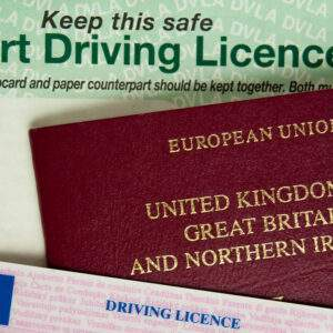 Ireland Driving license