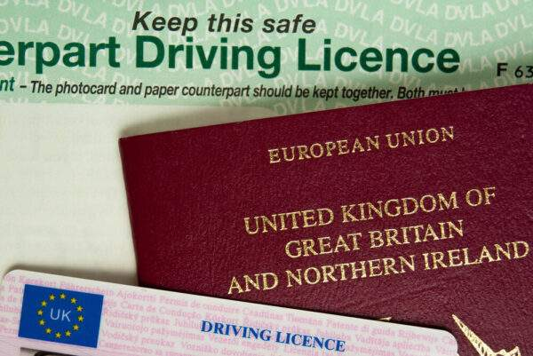 Ireland Driving license