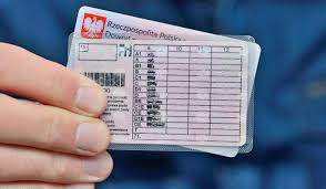 Buy Fake Driver's License of Poland