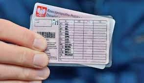 Poland driver card