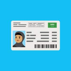 Saudi Arabia Fake Driver's License for Sale