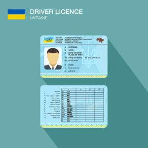 Buy Fake Driver's License of Ukraine