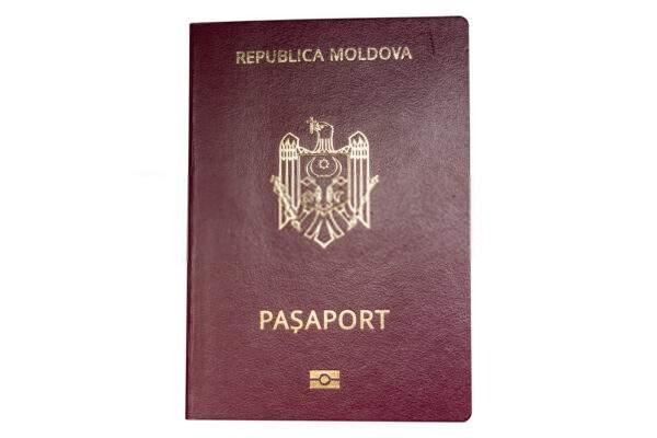 Moldova Passport