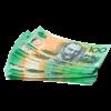 Fake AUD-Australian Dollar Banknotes
