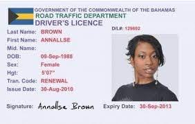 Buy Fake ID Card of Bahamas