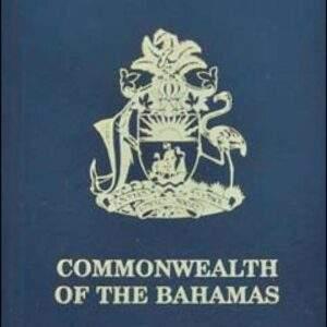 Real Passport of Bahamas Online
