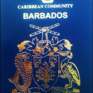 Real Barbados Passport