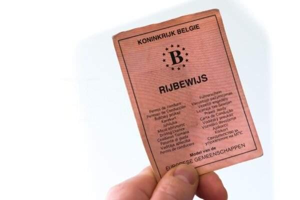 Belgium Fake Driver's License for sale