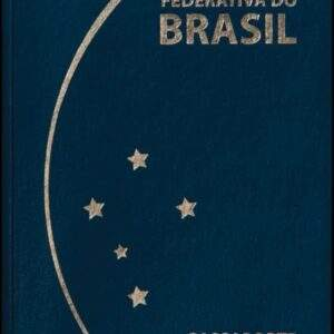 Fake Brazil Passport