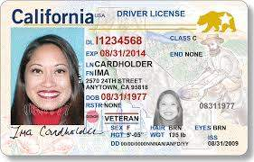 California fake driver's license for sale