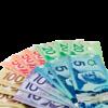 Fake CAD-Canadian Banknotes