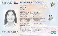 Chile driver's License
