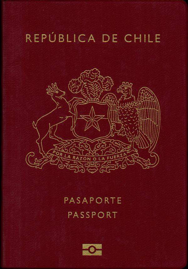 Buy Real Passport of Chile