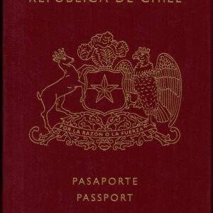 Fake Chile Passport