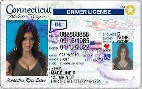 Connecticut real and fake driver's license for sale