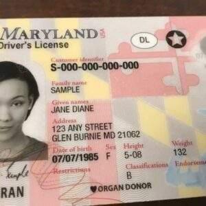 Croatia Fake Driver's License for Sale