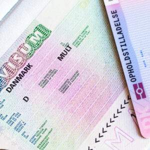 Buy Fake ID Card of Denmark