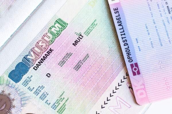 ID Card of Denmark
