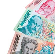 Fake DNR-Dinar Banknotes