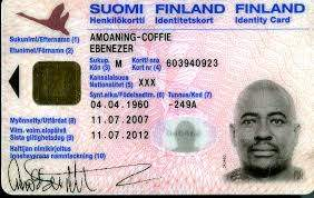 Purchase Real ID Card of Finland
