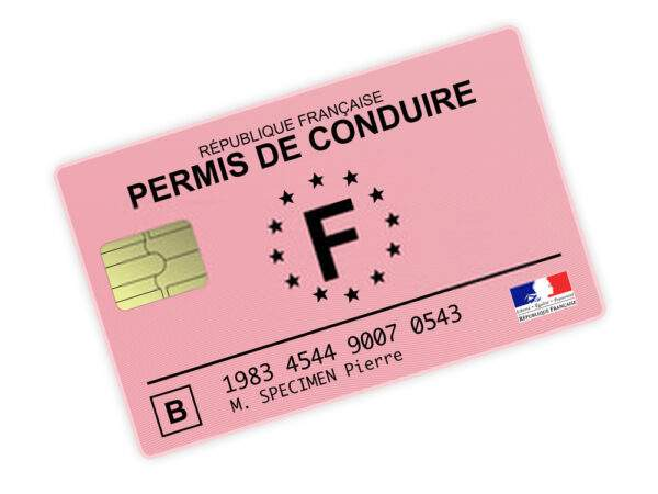 France Fake Driver's License for Sale