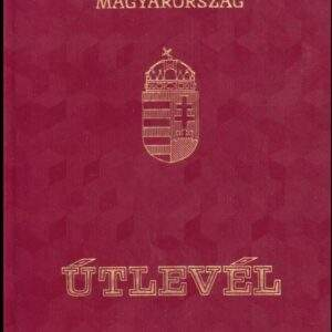 Real Hungarian Passport
