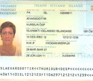Purchase Real ID Card of Iceland