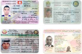 Iraq Fake Driver's License for Sale
