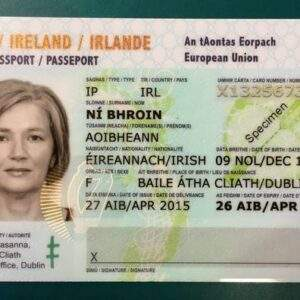 Buy Fake ID Card of Ireland