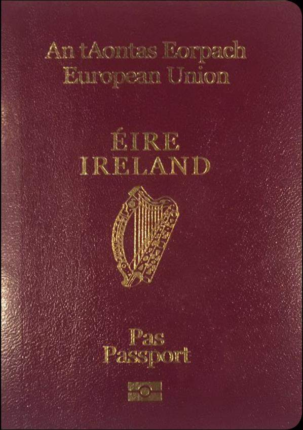 Ireland Passport for Sale