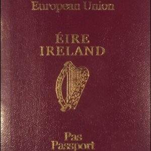 Fake Ireland Passport