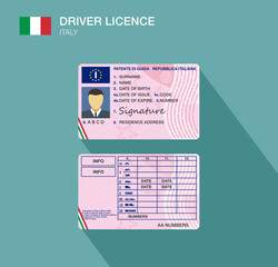 Buy Fake Driver's License of Italy