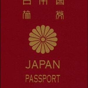 Buy Real Passport of Japan