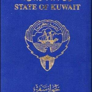 Please don't forget to tell your friends about our quick service. Buy Real Kuwaiti passport online.