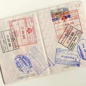 ID Card of Lebanon