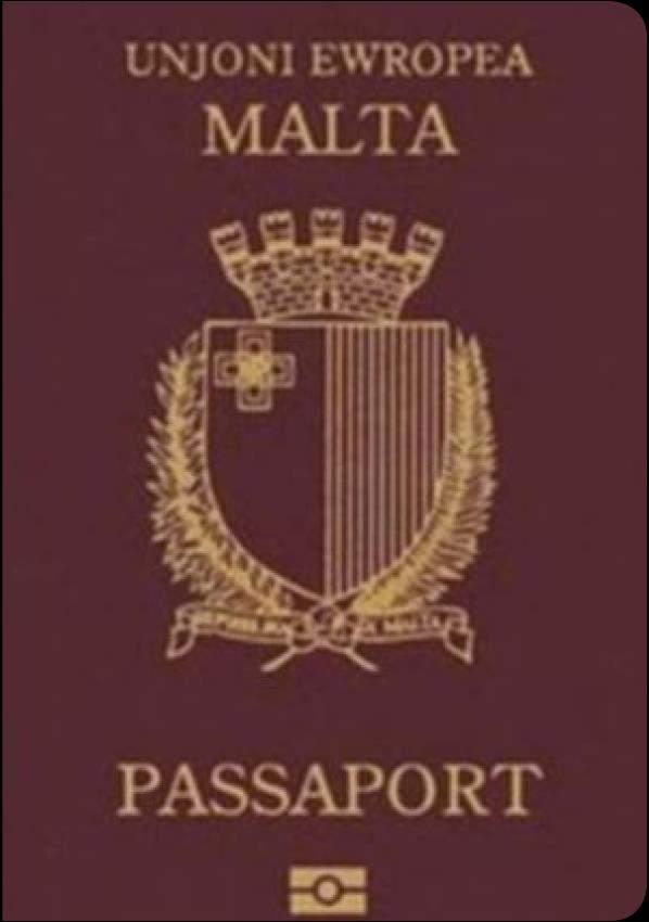 Real Malta Passport