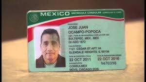 Buy Fake ID Card of Mexico