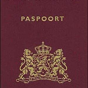 Netherlands Passport for Sale