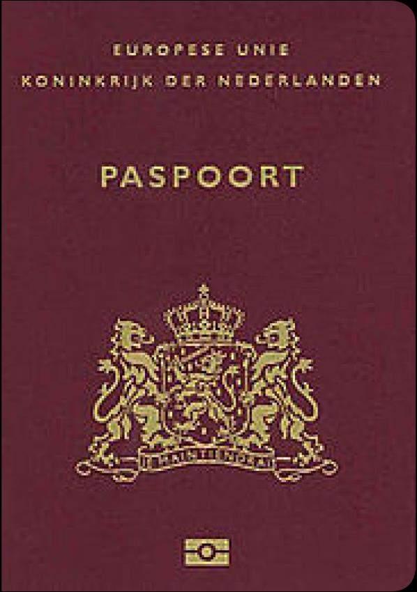 Fake Netherland Passport Online