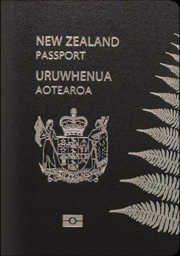 Buy Real Passport of New Zealand