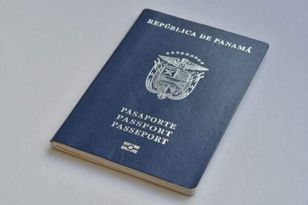 Passport of Panama